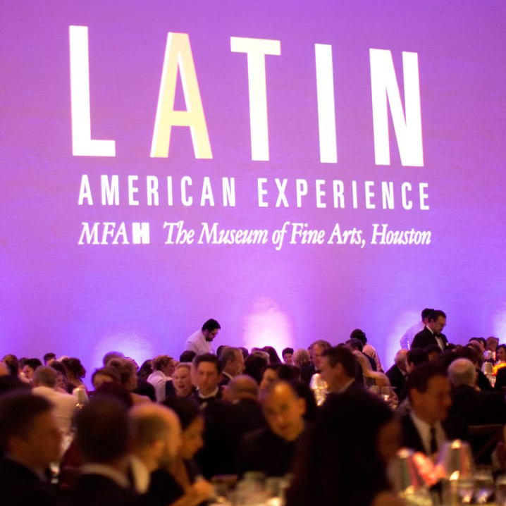 Latin American Experience, The Museum of Fine Arts - Houston